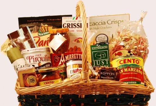 Venice apartments: @ Taste of Italy shopping basket